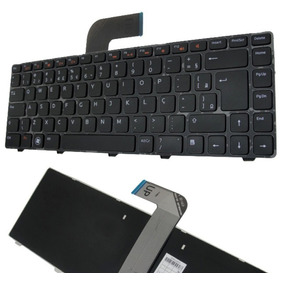 Teclado Dell Inspiron 14z N411z N4040 N4050 N5040 N5050 Novo