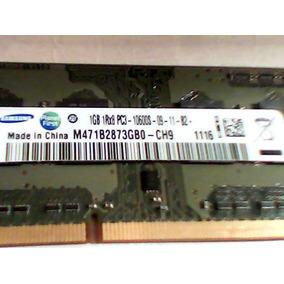 Memoria Para Lapto De 1 Gb Ddr3