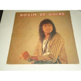 Roxim De Goias Autografado Lp
