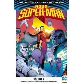 Novo Super-man: Renascimento - Volume 1 - Dc Comics