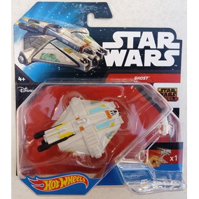 Star Wars Ghost Espaçonave Hot Wheels 2015 Drx07