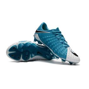 outlet store 16a11 5e8da Tacos Nike Hypervenom Phantom Low 3 Blue