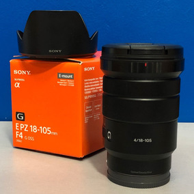 Lente Sony E 18-105 F4 G Oss A6500 A6300 A6000 A7 A7s A7r...