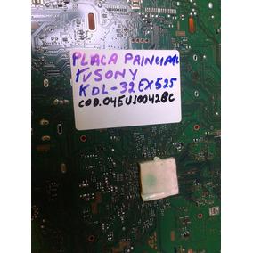 Placa Principal Tv Sony Mod; Kdl-32ex525 Cod;04eu10042bc
