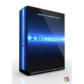Plugin Final Cut Pro X - Pixel Film Studios - Proteaser 3