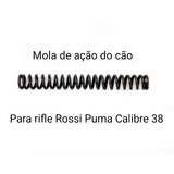 Mola Do Cão Para Rifle Rossi Puma Calibre 38