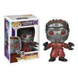 Funko Pop Marvel Guardians Of The Galaxy Star Lord (vaulted)