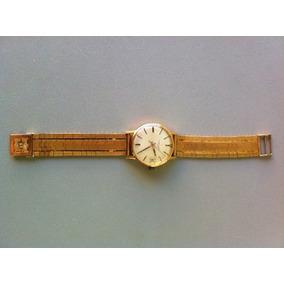 Relógio De Pulso Eternamatic Automático Cx.e Pulseira 18k