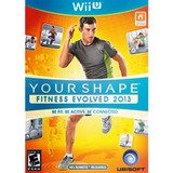 Ubisoft Your Shape Fitness Evolved 2013 - Juego (wii U, Danc