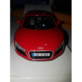 Auto A Escala Maisto Audi R8 1/24