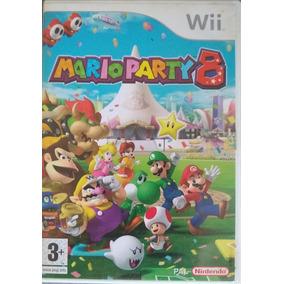 Mario Party 8 Wii Europeu