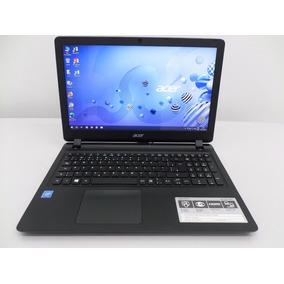 Notebook Acer Quad Core 4gb Hd 500gb Novo