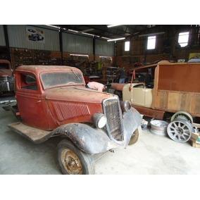 Ford Tudor 1931 Pecas - Peças Automotivas no Mercado Livre Brasil 15a017a4b3