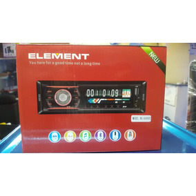 Radio Para Carro Element