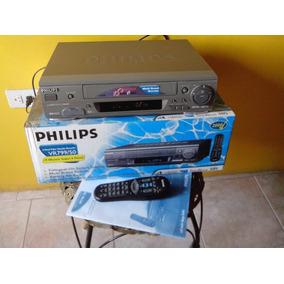 Vhs Philips De 6 Cabezales