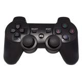 Control Inalambrico Playstation Ps3 Dualshock Negro