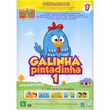 Dvd - Galinha Pintadinha Vol.1