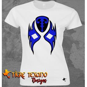 Playera Lucha Libre Atlantis By Tigre Texano Designs