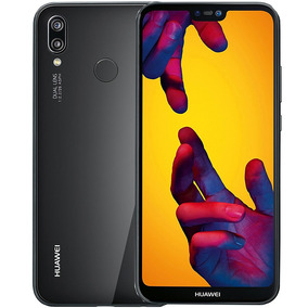 Celular Huawei P20 Lite 4g Ds 32gb - Negro