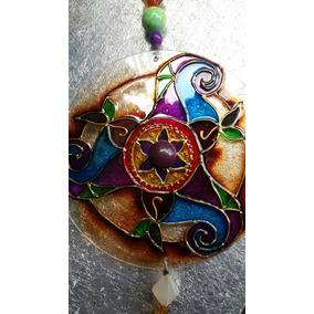 Mandala Triskele Celta