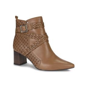 b57a031b8 Perfeita Ankle Boot Tanara Feminino Botas - Sapatos no Mercado Livre ...