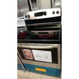 Cocina Eléctrica Ge® 30 Modelo (jcbs631sfss) Nuevo En Caja