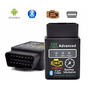 Elm327 Hh Obd Advanced Bluetooth 2.1 Odb2 Obdii Fiat Gm Ford