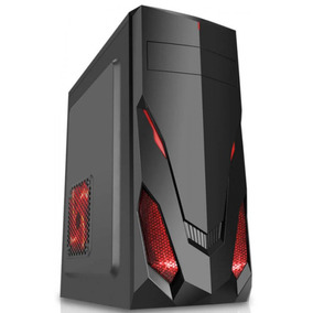 Pc Gamer Core I3 7100 Em Super Promoção C/ 8gb, Ssd, Vga 4gb
