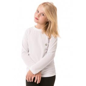 Roupa Infantil Feminina Com Proteção Solar Extreme Uv Dry
