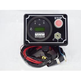 Painel De Instrumentos Dig.motor Estacionarios Mwm 229 12vc