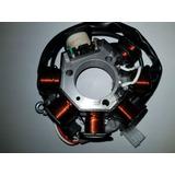 Magneto 7 Cabezas Yamaha Ybr 125/150. Omoto. Fullpower Moto
