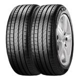 Combo X2 Neumaticos Pirelli 205/60r15 91h P7cint