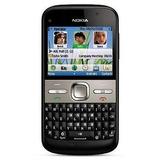 Unlocked Negro Nokia E5-00 Wifi Qwerty Bluetooth 5mp 3g-5739
