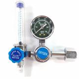 Regulador De Oxigênio Medicinal Com Fluxômetro - Brax