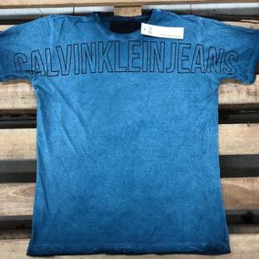 Regata Calvin Klein Degrade - Camisetas Manga Curta para Masculino ... 44e96eafe98