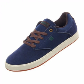 5726f96b32791 Dc Shoes Mikey Taylor Azul Cafe Skate Tenis Vans Emerica Dvs