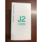 Samsung J2 Core Nunca Usado