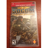 Socom Us Navy Seals Fireteam Bravo 2 Greatest Hits Juego Psp
