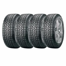 Combo 4 U Pirelli 205/65 R15 Scorpion Atr Neumen Colocacion
