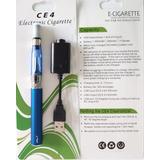 Cigarro Electronico / Vapeador (azul) + Esencia Gratis