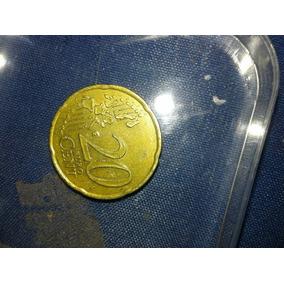 Moeda Euro Cent