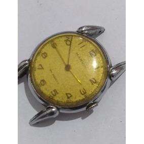 05404cdbba8 Relogio Marvin Ch A Ouro - Relógios Antigos e de Coleção no Mercado ...