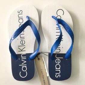 Chinelo Slide Calvin Klein - Calçados, Roupas e Bolsas no Mercado ... d4e93f3f14