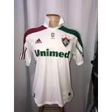 6509d0aac4 Camisa Fluminense 2011 Branca no Mercado Livre Brasil