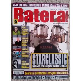 Revista Batera Nº 60 Tama Starclassic
