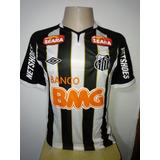 4a4e27c371 Camisa Santos Ganso no Mercado Livre Brasil