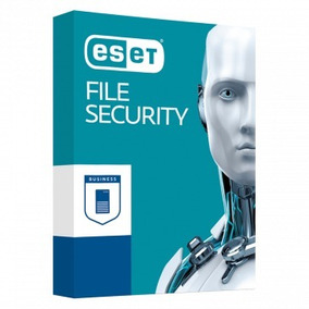 Eset File Security Windows Sever E Linux 1servidor-1ano