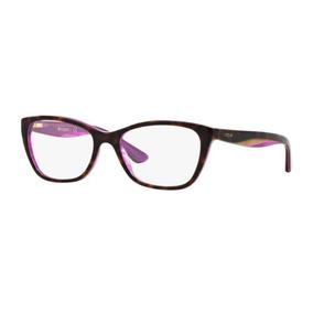 Armacao Vogue Gatinho - Óculos Armações no Mercado Livre Brasil d40a472851