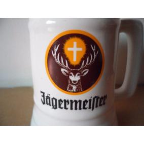 Tarro Jagermeister Oktoberfest 1998 Souvenir Alemania Europa