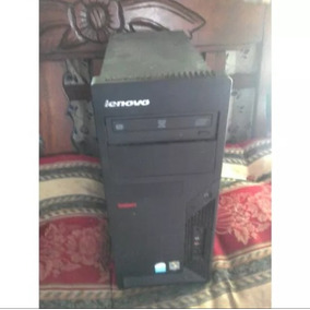 Cpu Lenovo Original 160 Disco Duro 1gb Ram